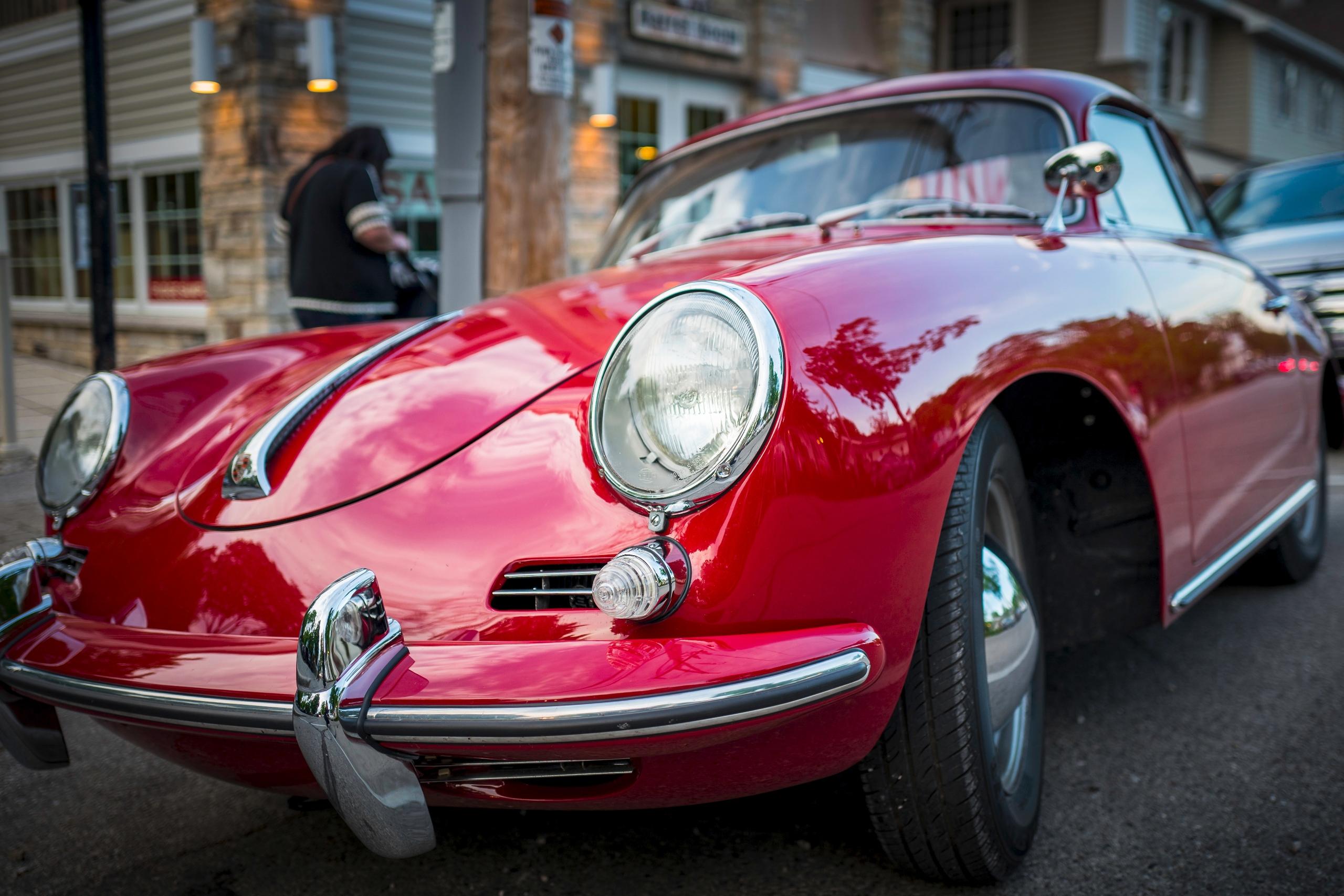 Vintage Cars streets Door Count - nickdelrosario | ello