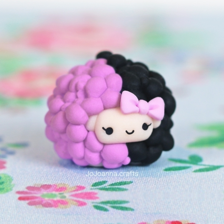 sheepie tribute Melanie Martine - ditsyinspirations | ello