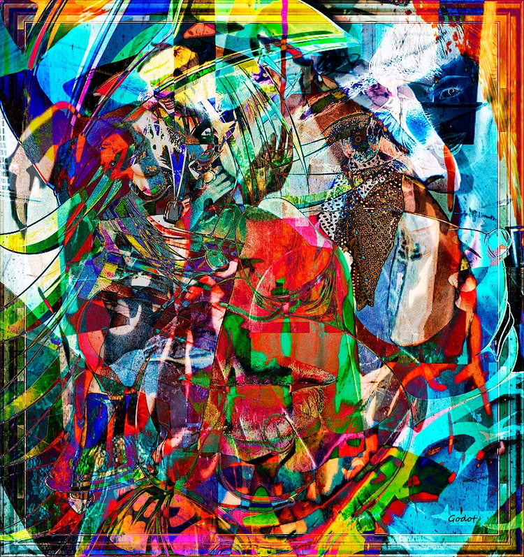 Artist: Gode Wilke Title: Futur - art-godot | ello