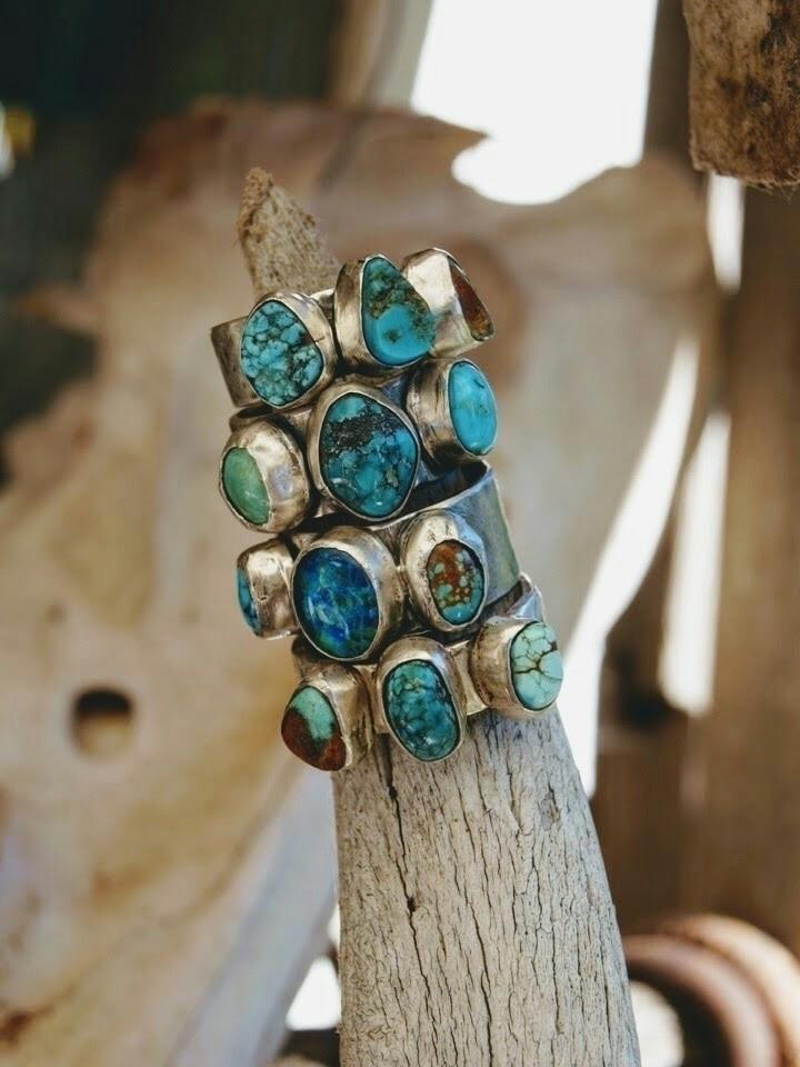 mi familia rings - customrings, nomadjewellery - charleysforestsilver | ello