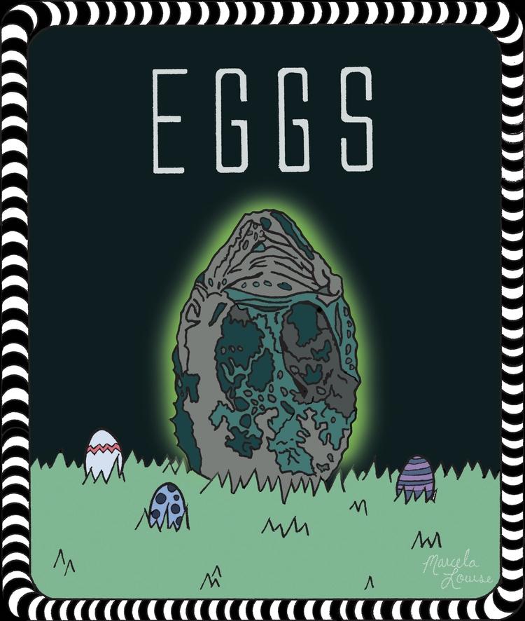 Spooky Easter 2017 - the_exorstitch | ello