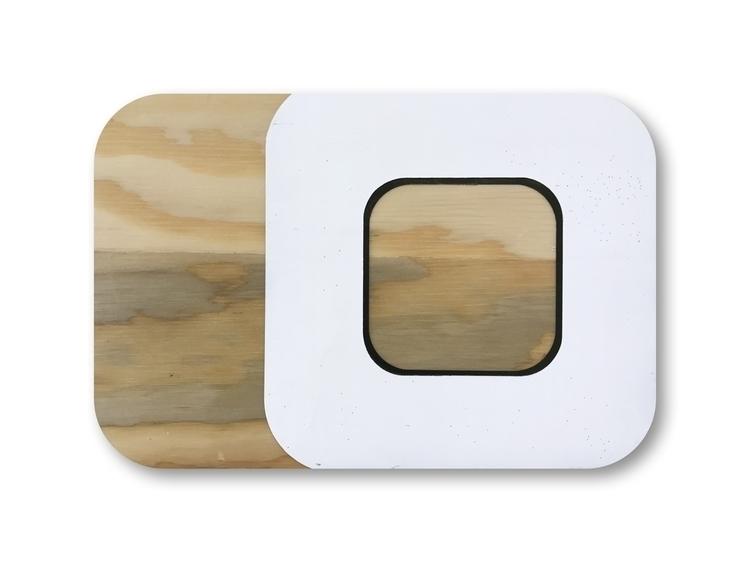 Base 2017 Acrylic plywood 8 12  - ruthhiller | ello