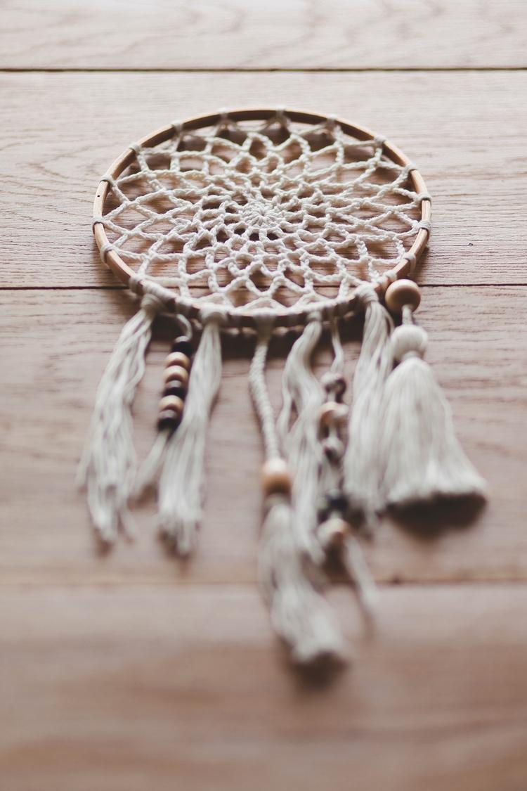 Dreamcatcher - handmade, slowfashion - lehandmade | ello