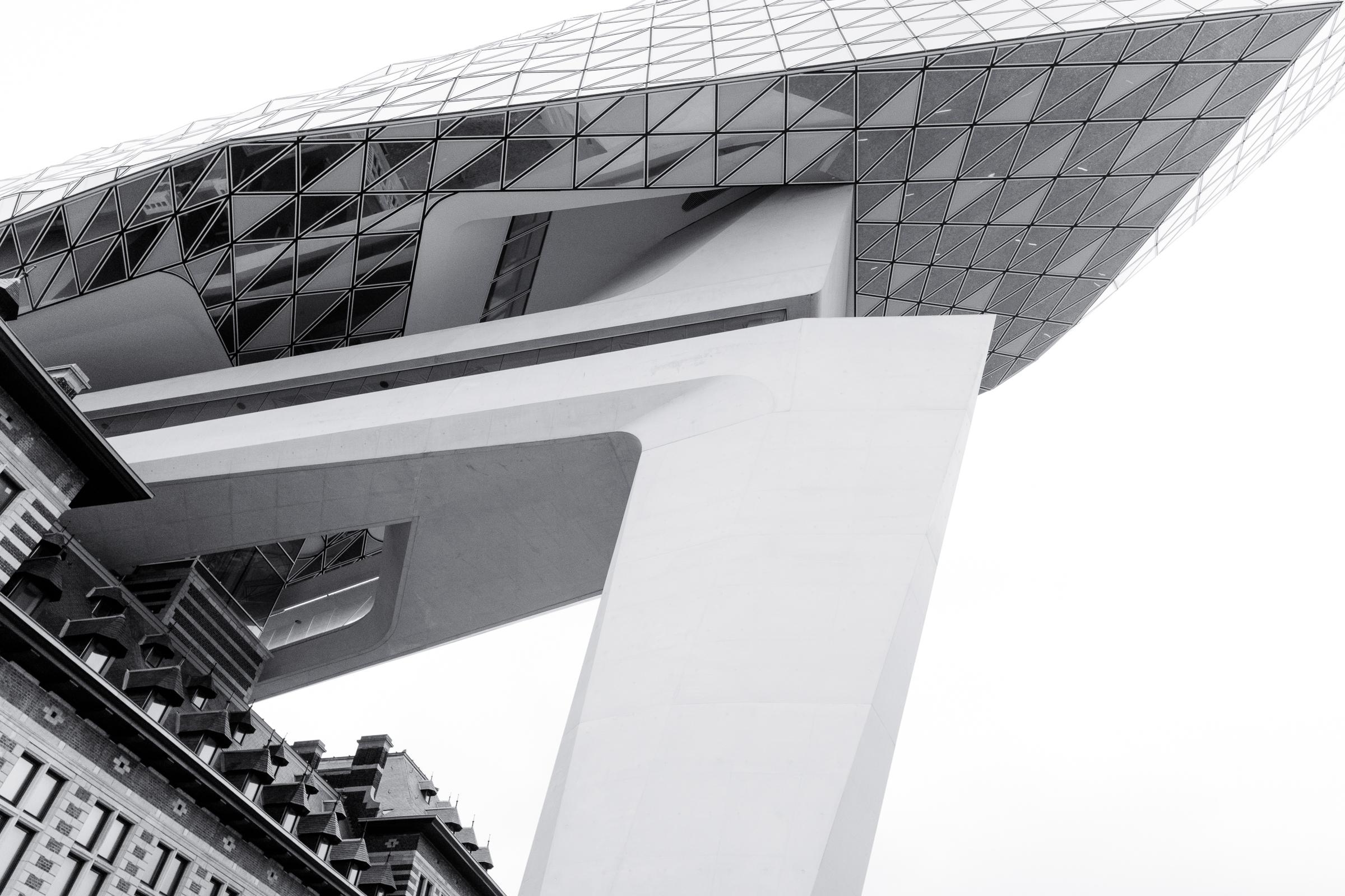 37.52 Nieuw Havenhuis Zaha Hadi - bigkids | ello