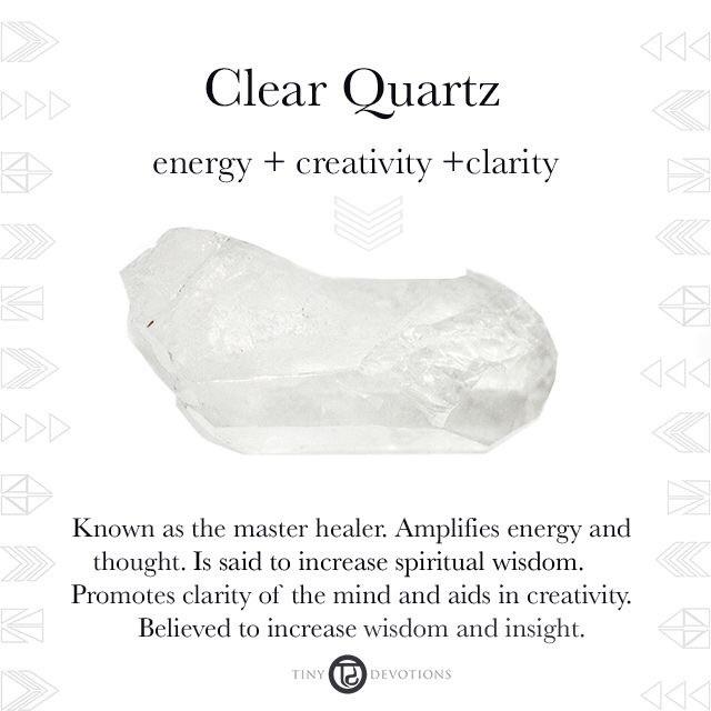 Clear Quartz master healer ampl - iiindigoaura | ello