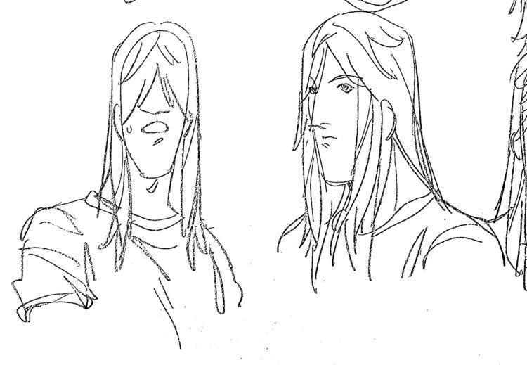 original character, Harrisson.  - gorillaprutt | ello