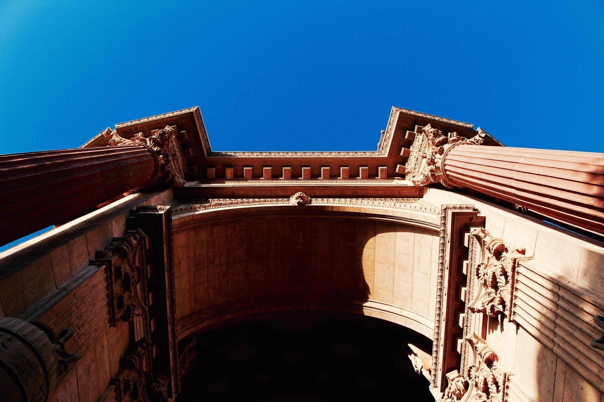 Palace Fine Arts. San Francisco - moii | ello