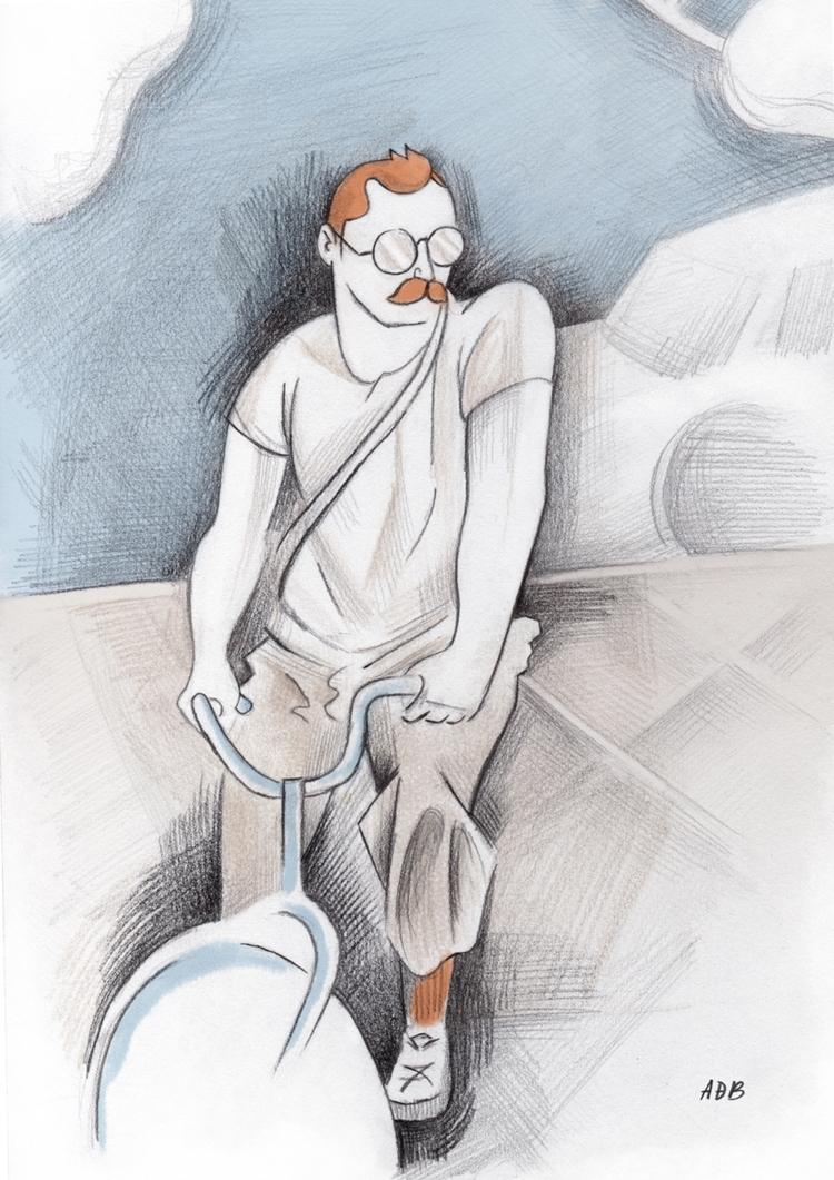 Sunday vibes - illustration - tereau   ello