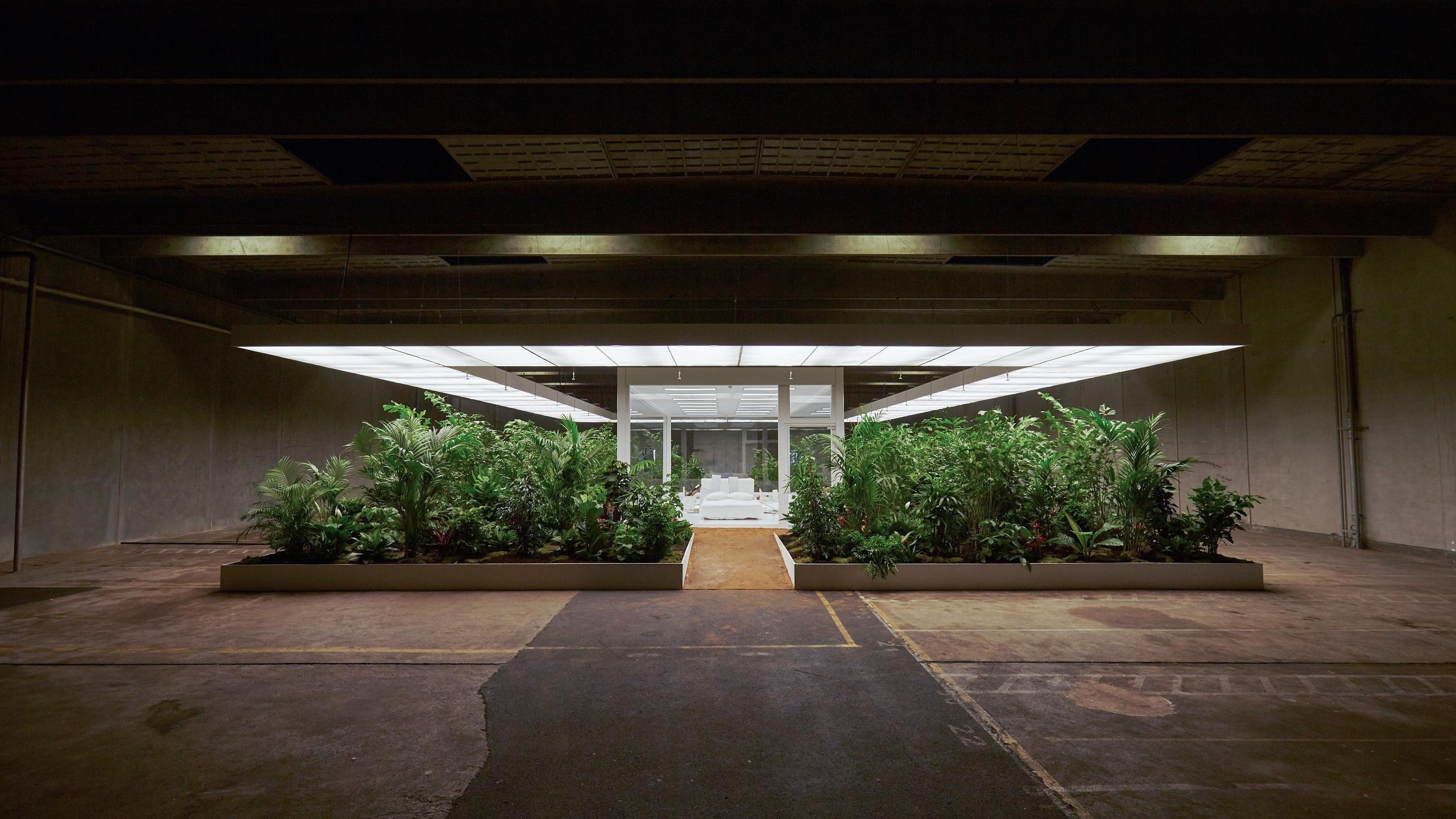 Garden Doug Aitken - artwork, art - jdthevike | ello
