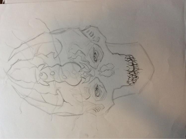 lil sketch :pencil2:️ - tahjwilson1 | ello