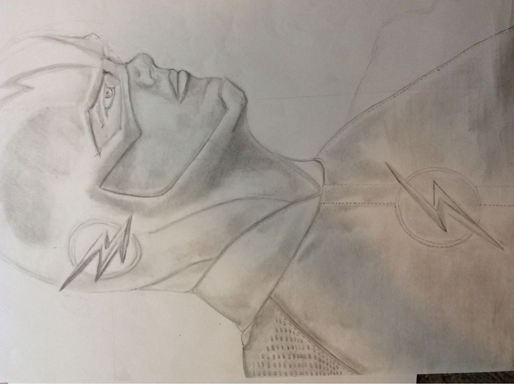 Flash :pencil2:️ - tahjwilson1 | ello