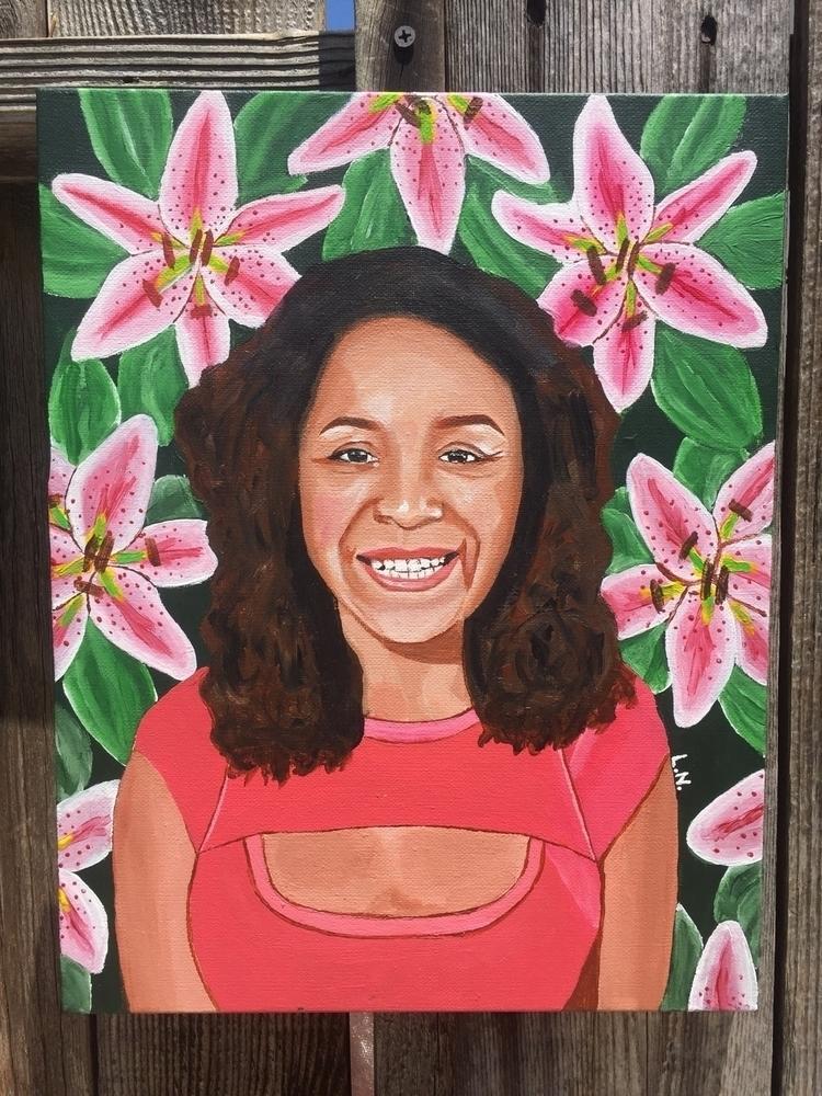 commission client. picture mom - lordlili | ello