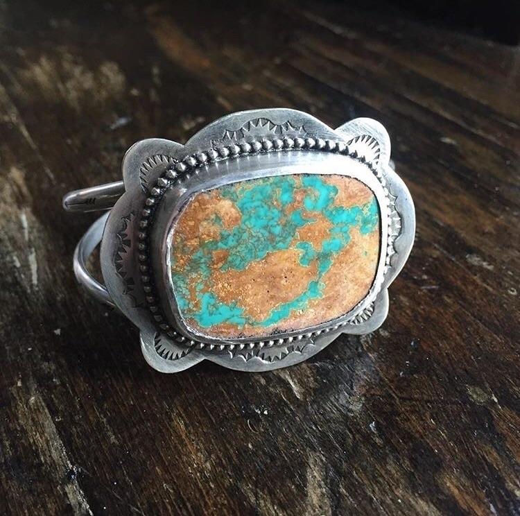 Turquoise throat chakra stone s - blackumbrellajewelry | ello