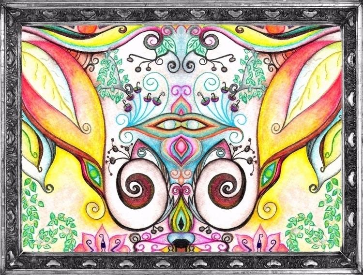 Symmetry/ Watercolor - III - micmazi | ello