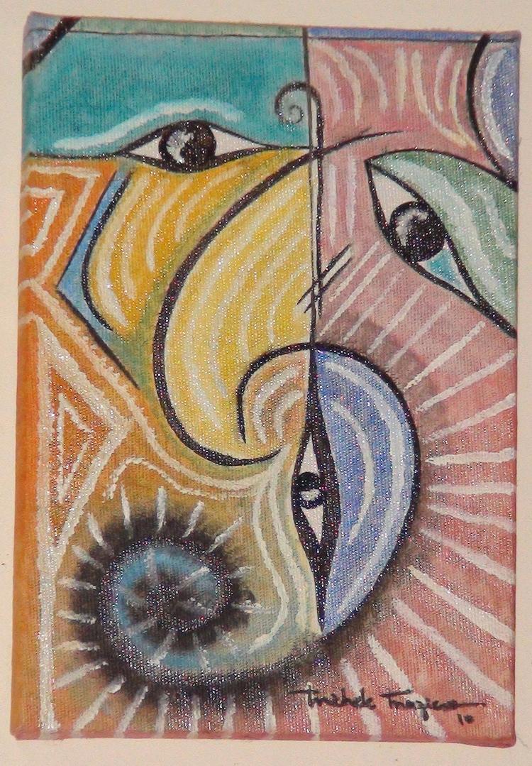 Eyes, eyes Eyes [2010 - micmazi | ello