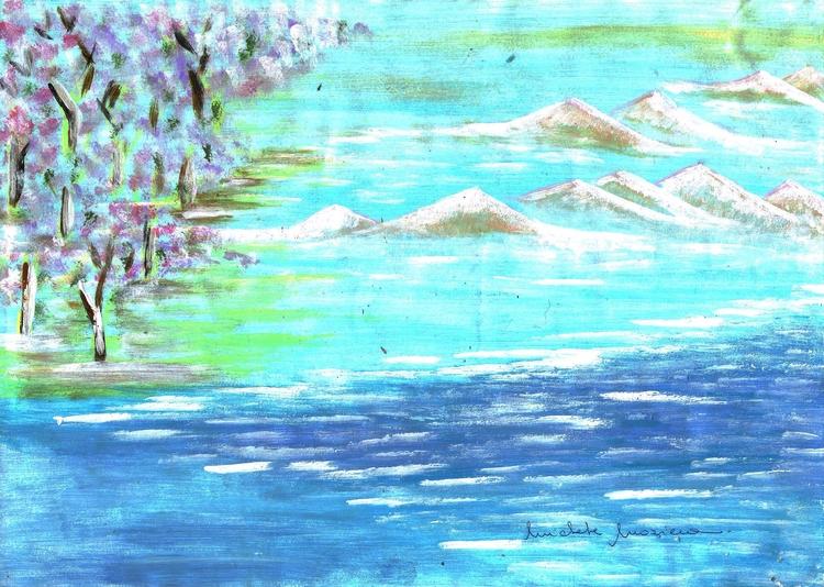 Acrylic Paint - II [2010 - micmazi | ello