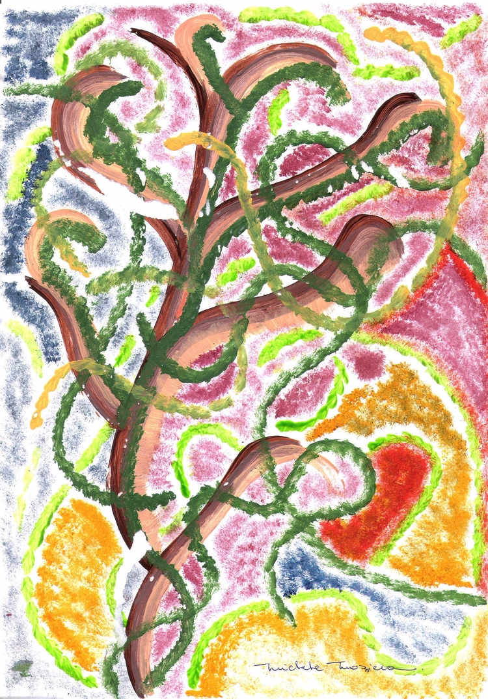 Acrylic Paint - [2010 - micmazi | ello