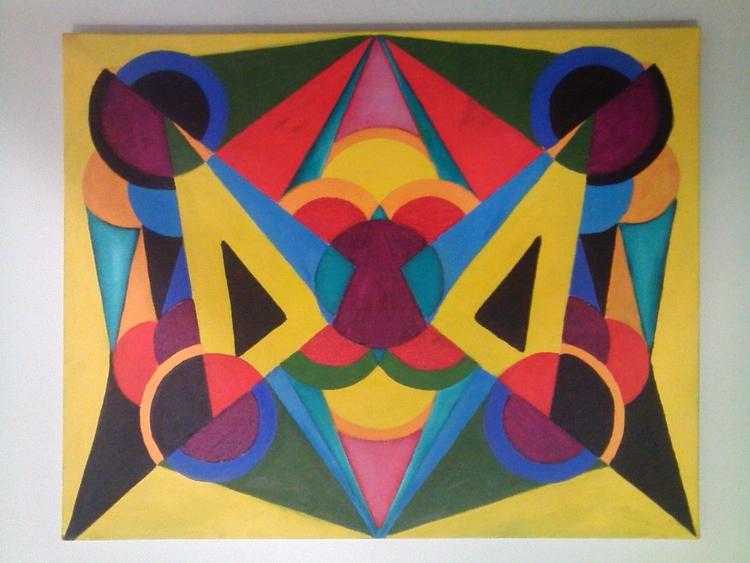 Geometric Symmetry [2016 - micmazi | ello