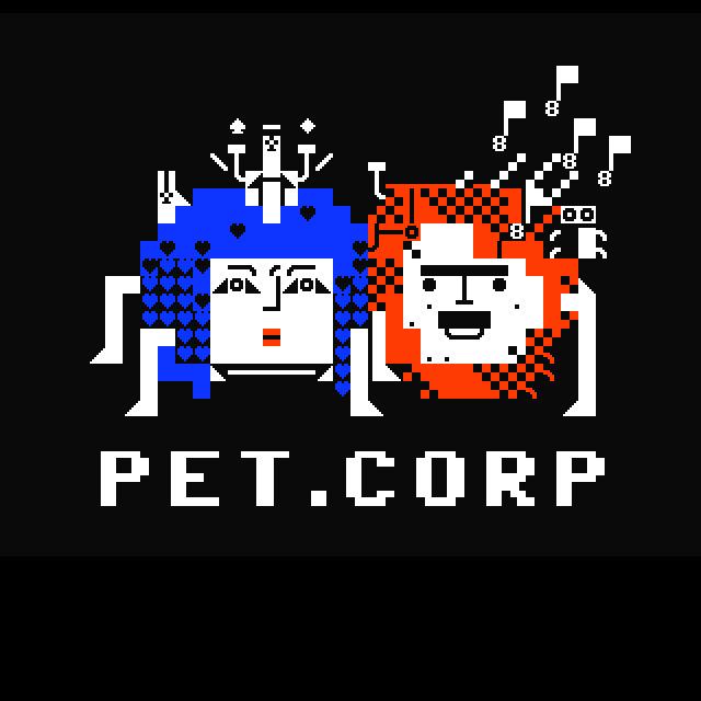 pixel, petscii, petcorp - ailadi | ello