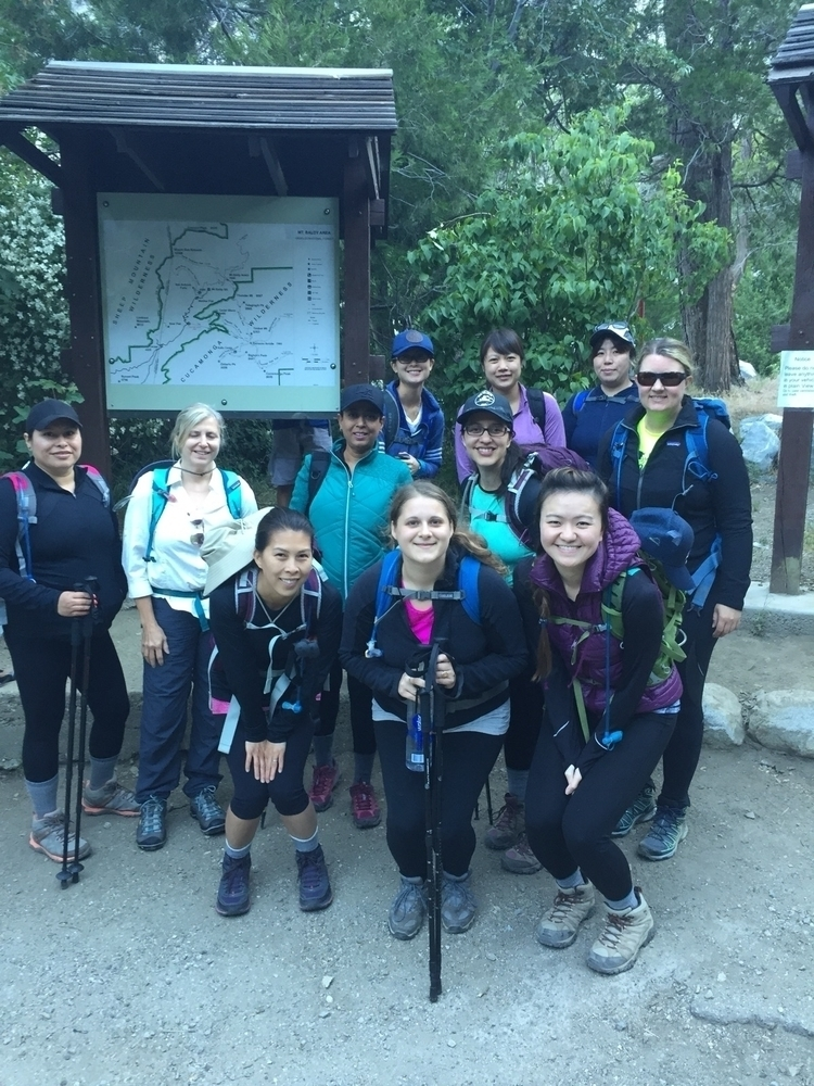 Amazing hike women Cucamonga Pe - stoneandleafjewelry | ello