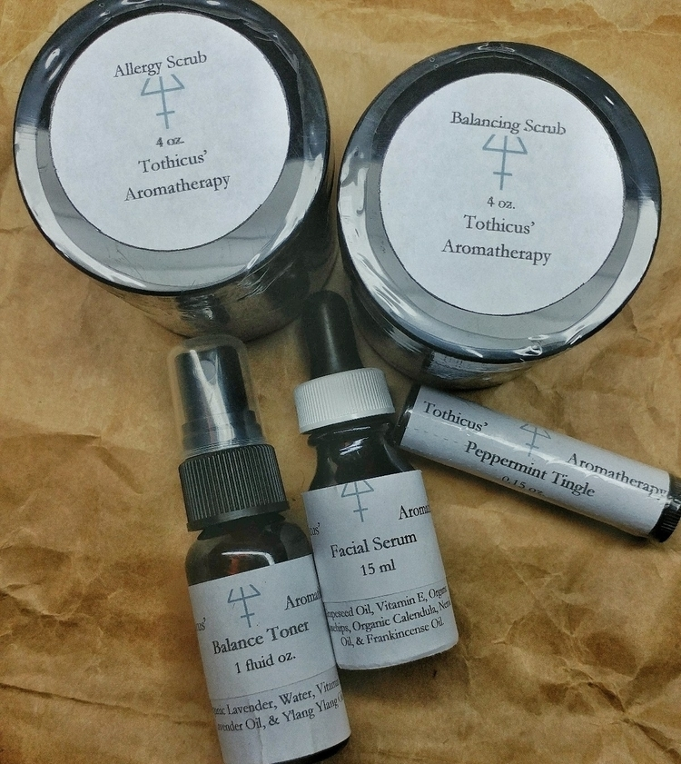 fun order fulfill! custom blend - tothicusaromatherapy | ello
