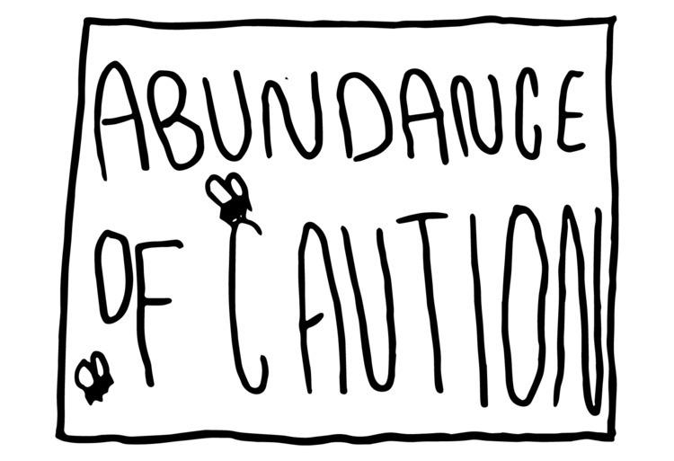 Abundance Caution number - comic - dsmoore | ello