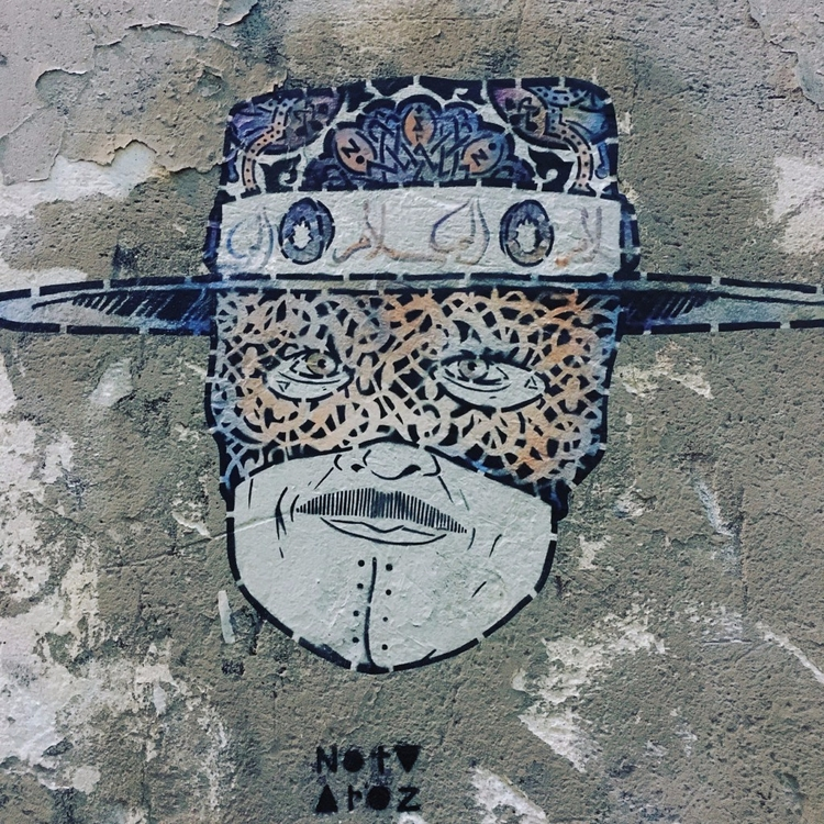 Noty Aroz - street, streetart, streetphotography - philippefabry | ello