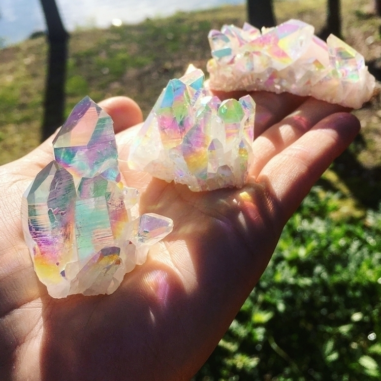 Rainbow babies feed pretty quie - elloelectroforming | ello
