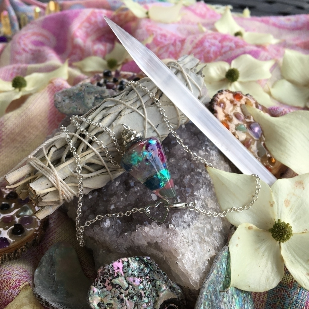 power - pendulum, crystal, crystalnecklace - magicalminnie | ello