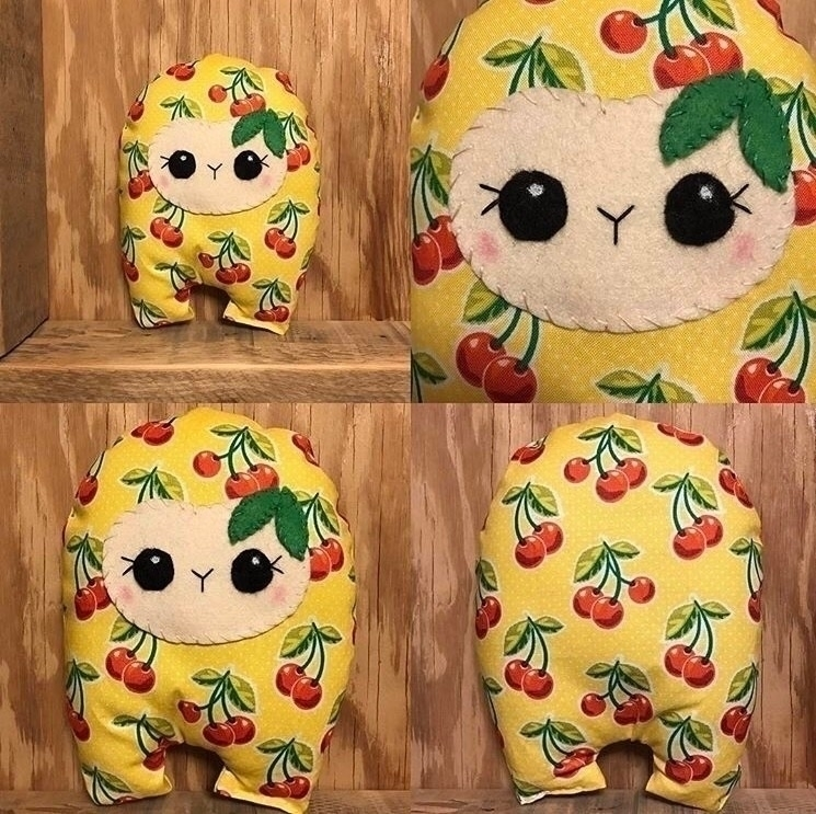 Tropical Cherry Huggle shop - tropical - tykesanimalkingdom | ello