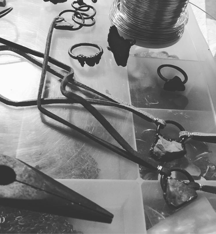 electroforming, jewelry, handmadejewelry - verdigrisdesign   ello