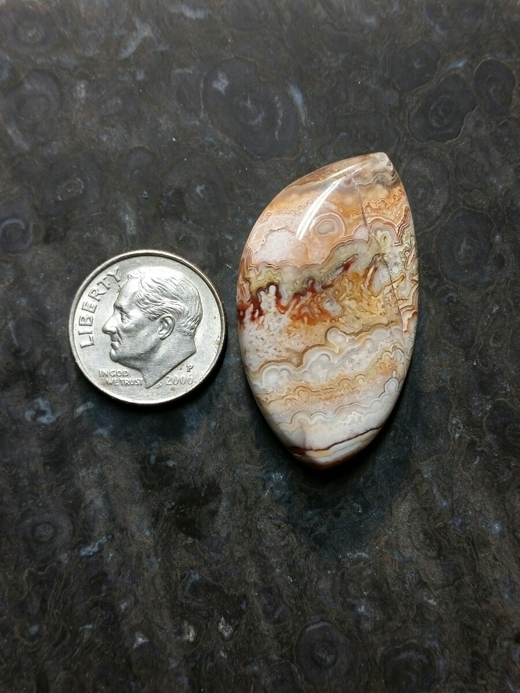 Crazylace Agate ... $21 hit hir - daves_craves | ello