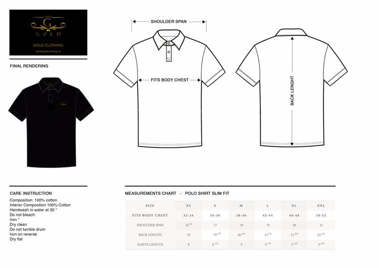 Polo tech sheet - polo, design, illustrator - attatat | ello