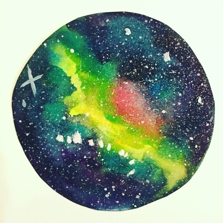 Originated galaxy gratitude 3x3 - thegalaxyofgratitude | ello