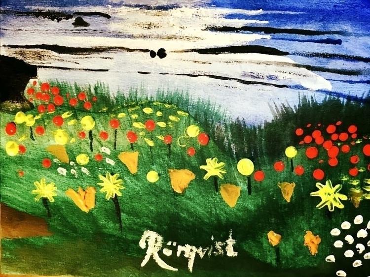 Ocean flowers | Rorqvistplanet - rorqvistgroup | ello