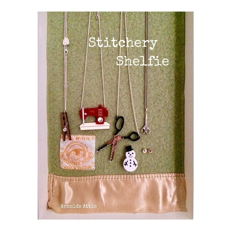 Stitchery Shelfie. follow link  - arnolds-attic | ello