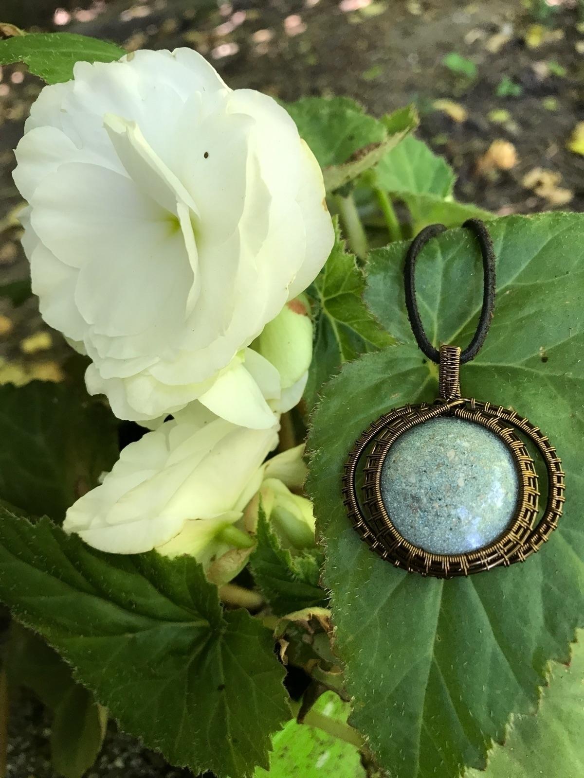 honor create cremation pendant - earthwisdomelements   ello