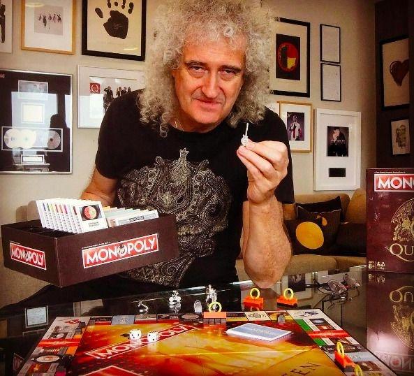Ready Rock Monopoly: Queen Edit - britznbeatz | ello