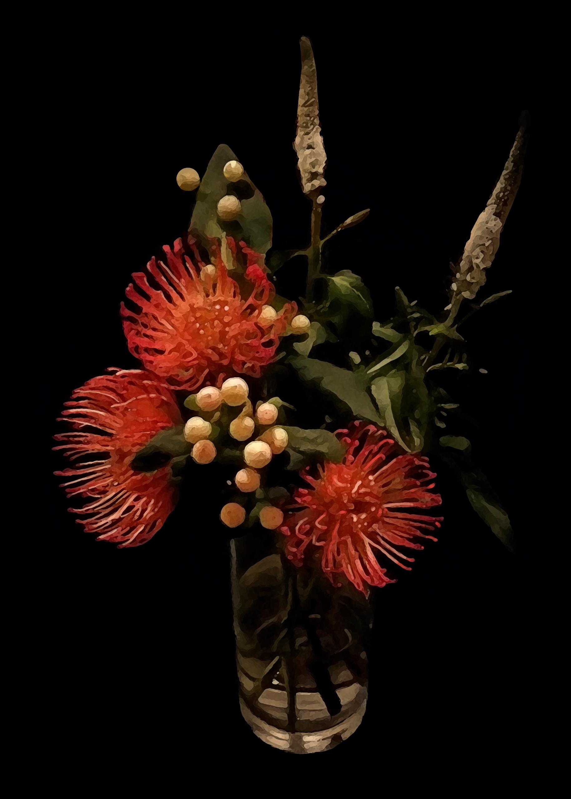 Vaso de flowers - work, juanoficio - juanoficio   ello