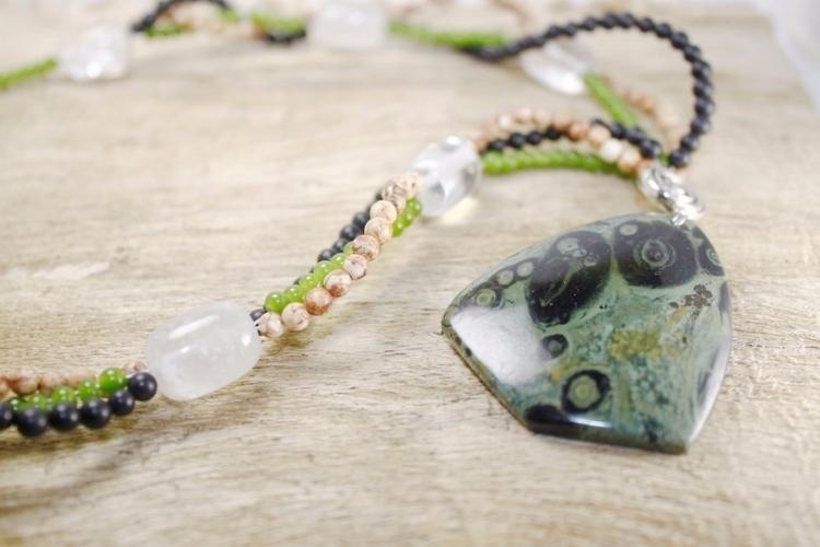 availale shop - kambabajasper, necklace - animamundicrystals | ello
