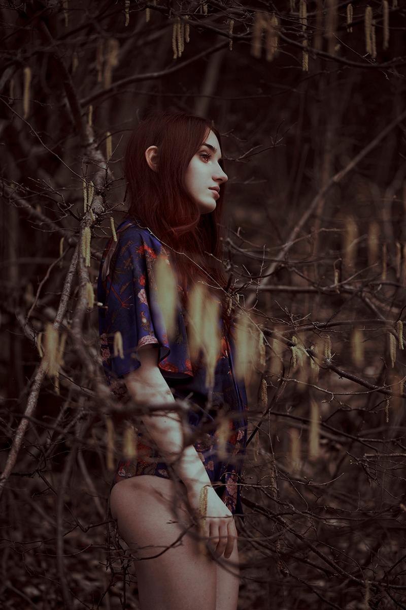 Photographer:Elvira Leone Mode - darkbeautymag | ello
