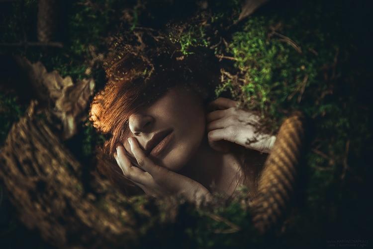 Photographer: Martin Sznapka - - darkbeautymag | ello