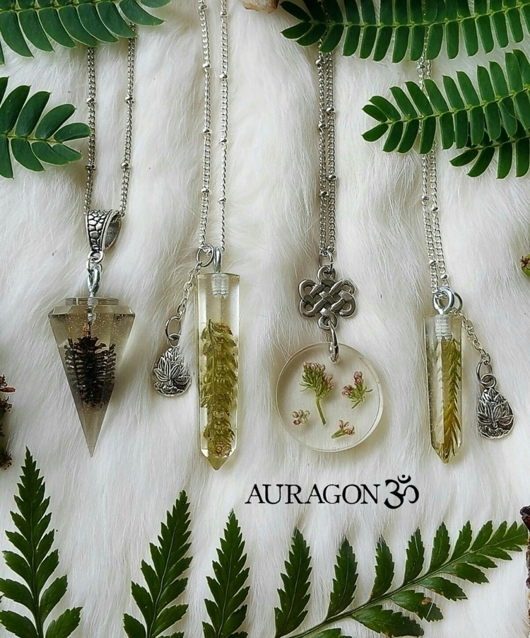 Connect nature Jewelry ~ - auragon | ello
