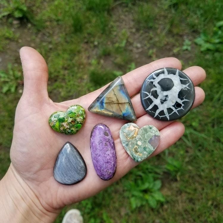 stones! sea sediment jasper, la - chicmetal | ello