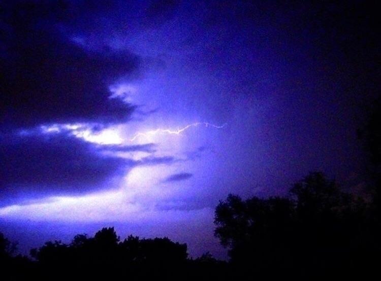bit lightning - artoftheday, storms - bitfactory   ello