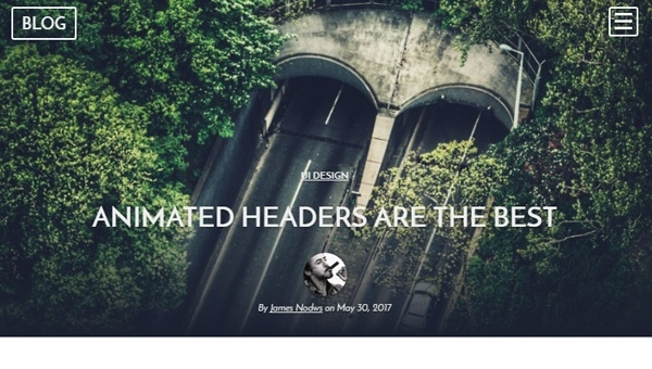 43 CSS Headers Footers Collecti - freefrontend | ello