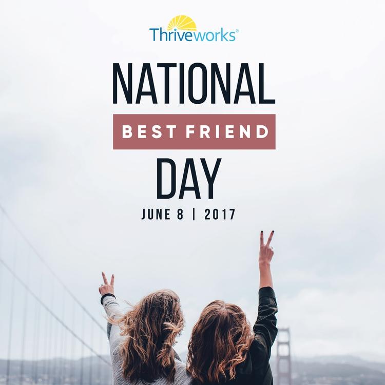 National Day  - nationalbestfriendday - anthonycentore | ello
