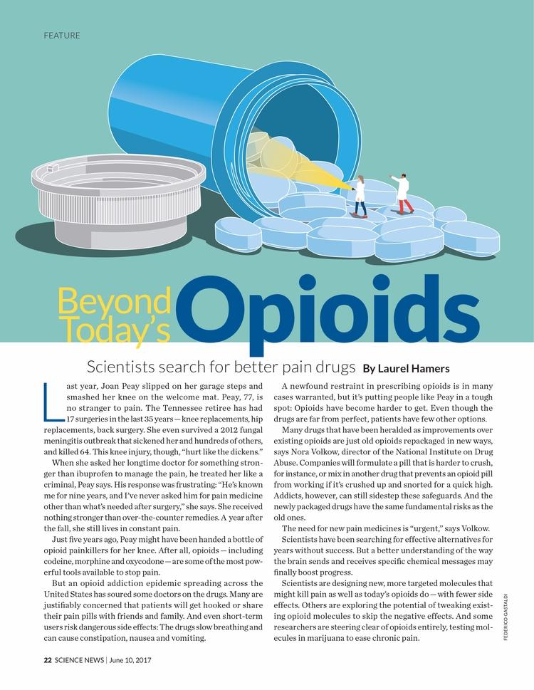 Illustration Science News - federicogastaldi | ello