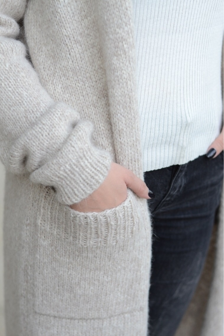 Soft cardigan cold weather! Fin - shoplalune | ello
