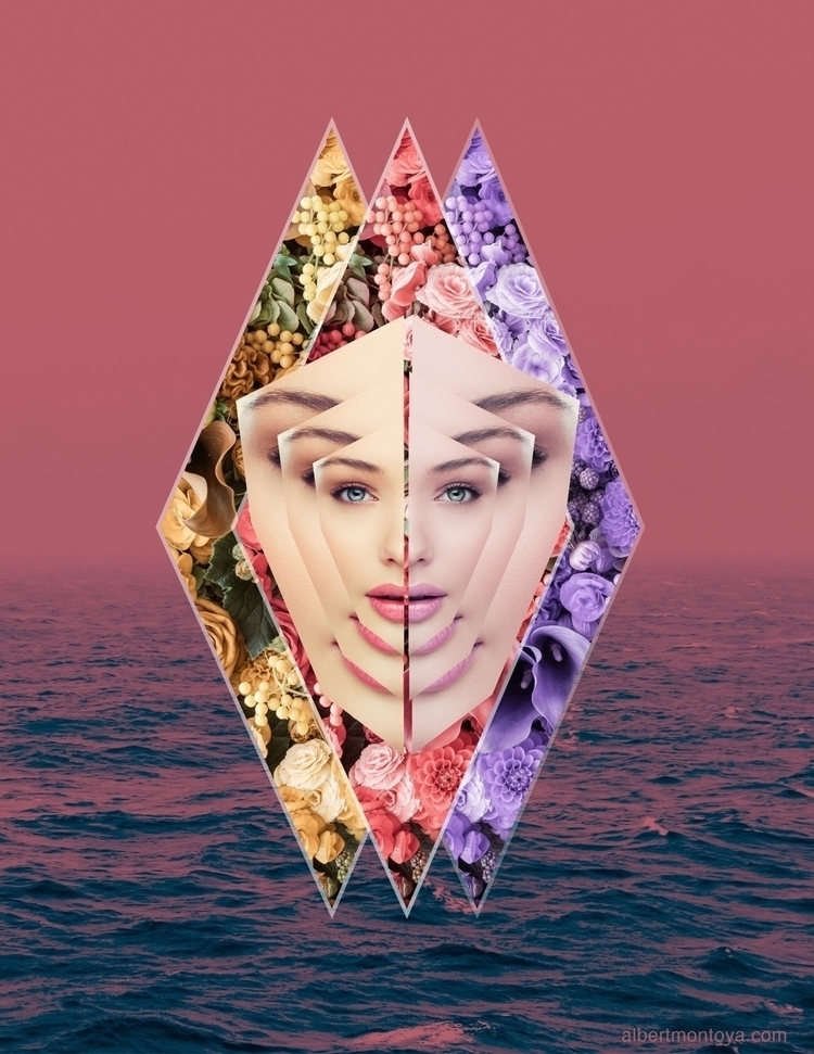 Higher Dimensions - somethingdifferent - albertmontoya   ello